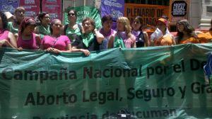 Movimiento de Mujeres de Tucumán rechaza escrache a profesionales de la salud por aborto