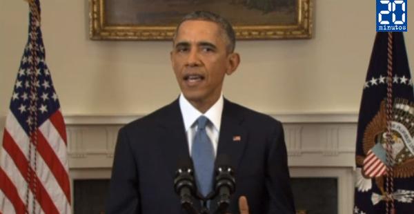 Obama anuncia cambio de política hacia Cuba