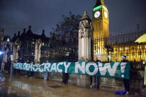 #OccupyDemocracy to re-occupy Parliament Square 20-21 December; invites pro-democracy supporters to get involved