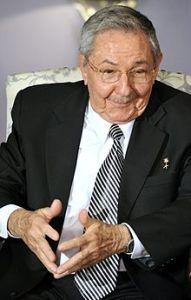 Cuba:  statement by Raúl Castro Ruz