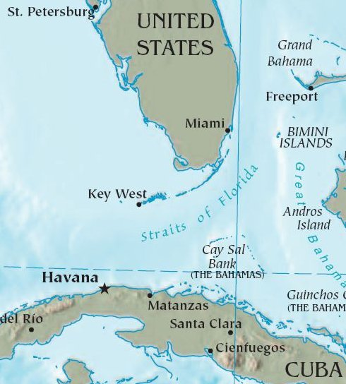 [Relations Cuba / États-Unis] Une porte ouverte
