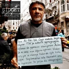 Ali Fikri Isik, Kurdish conscientious objector, appeals 25-month sentence