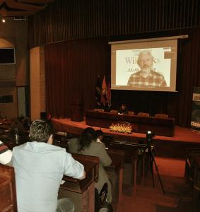Assange: il futuro della rete è in America Latina