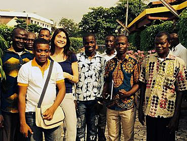 West Africa: exciting chocolate news to share!