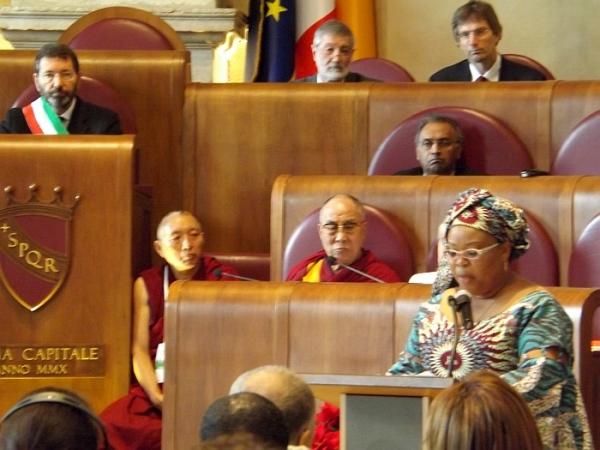 World Summit of Nobel Peace Laureates: Final Declaration