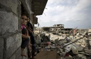 La ricostruzione immobile e gli accordi sospesi di Gaza