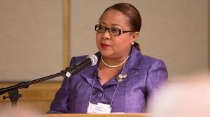 Ministra de Salud de Haití es nombrada primera ministra interina