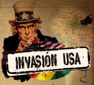 Presentan serie documental 'Invasión USA' en Argentina