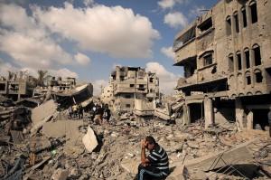 Raid aereo israeliano colpisce Gaza