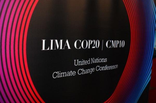 Da Lima a Parigi: un anno cruciale per i negoziati sul clima