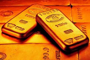 "Ukraine's gold ""evaporated""?"