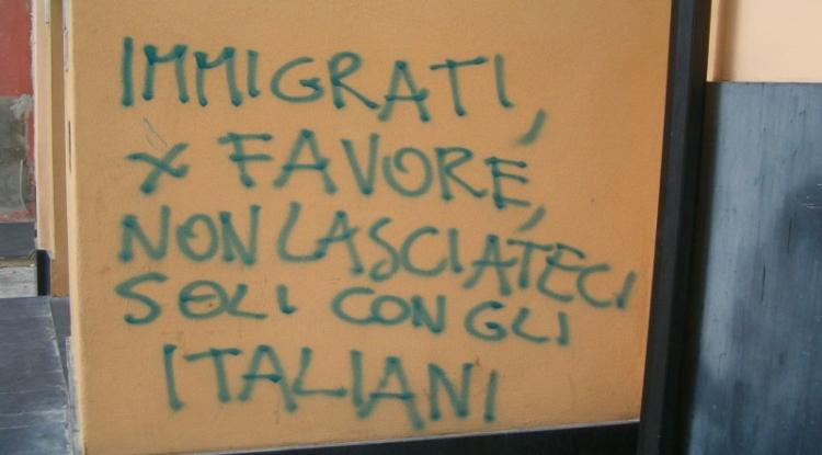 immigrati tesoro roma mafia capitale