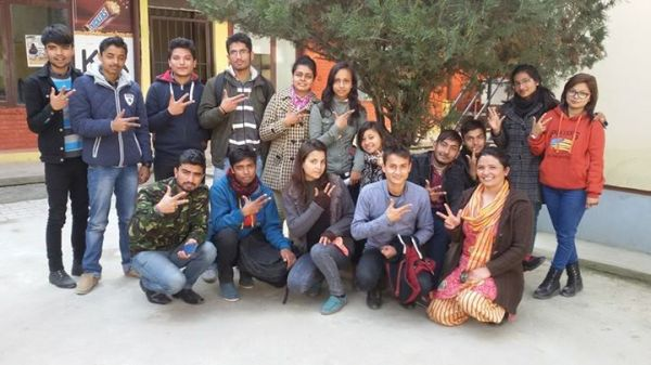 Nepal: Society Without Conflict or Violence