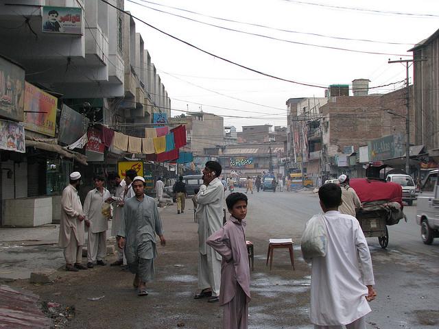 peshawar pakistan massacro