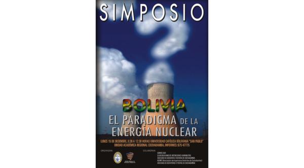 Aspectos legales de la energía nuclear en Bolivia