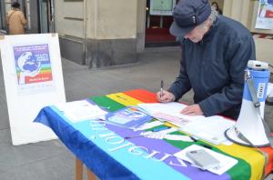 Torino: le prime firme di un'#altradifesapossibile
