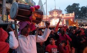 Jammu and Kashmir's Lohri Festival