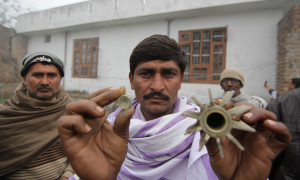 Jammu-Kashmir: firing violations all night