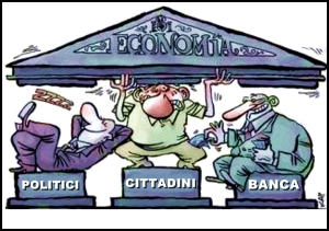 Le Banche, Renzi e la sottomissione