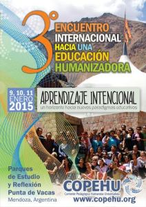 "Gathering of educators convenes to discuss ""Intentional Learning"" in Mendoza"