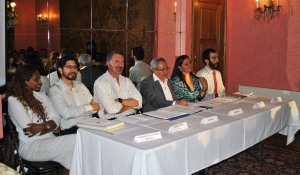 Líderes de la comunidad ecuatoriana en Chile convocados por la Embajada