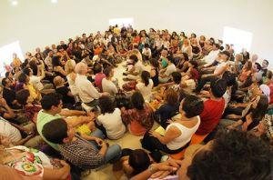 Encuentro de Mensajeros en Punta de Vacas