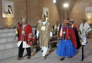 Presidente Evo Morales reivindica el 'vivir bien' andino sobre el liberalismo europeo
