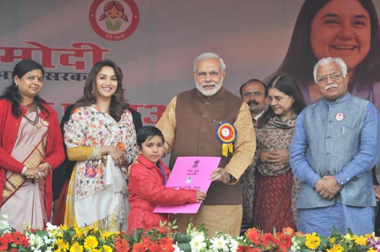 Beti Bachao, Beti Padhao India campagna feticidio femminile educazione