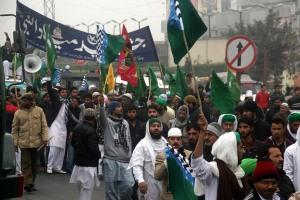 Muslims annual celebration in Jammu