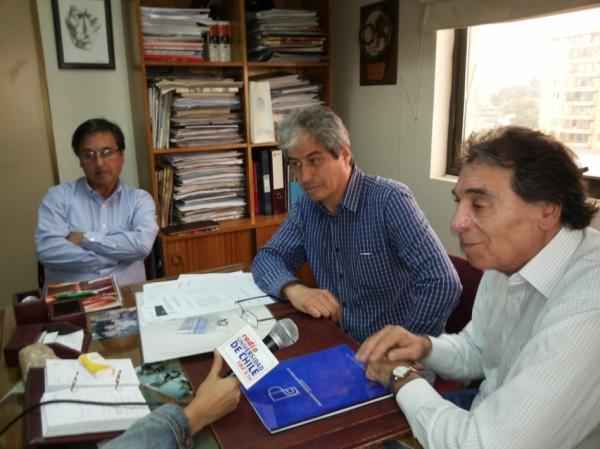 Encuentro nacional de docentes chilenos disidentes