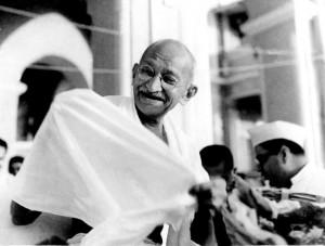 Commemorato Gandhi a Viterbo