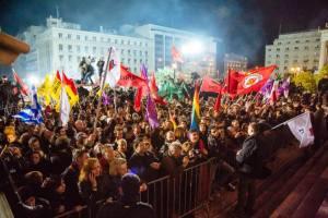 SYRIZA .Victoire historique en Grèce, message fort à l' Europe