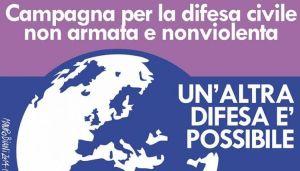 Un'altra difesa è possibile: il lancio in Campania