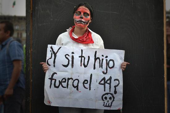 Ce que le mouvement des disparus d'Ayotzinapa nous dit de la corruption structurelle au Mexique