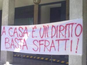 La casa è un diritto – Incontro pubblico a Milano