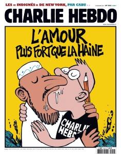 Charlie Hebdo, manifestazione di solidarietà a Roma