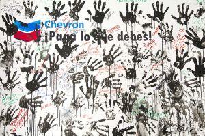 "La multinacional Chevron gana el premio a la ""vergüenza superlativa"""