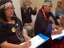 Chile: pueblos indígenas reprueban gestión del Estado en consulta medioambiental