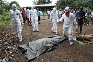 Ébola: los que quedan
