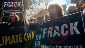Terremotos provocados por el fracking