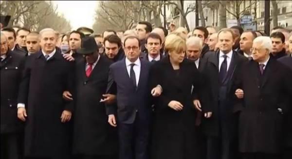 Paris 2015: ¿Teatro, opera o manifestación?