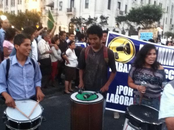 Derogación de la Ley Pulpín: Un logro de los jóvenes organizados y de la no-violencia activa