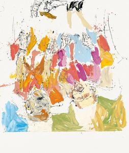 La imagen, Georg Baselitz y los profetas