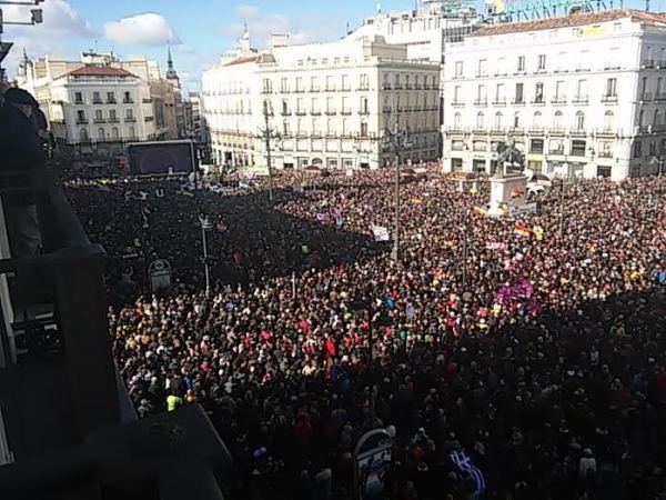 Pablo Iglesias: «Soñamos pero nos tomamos muy en serio nuestros sueños»