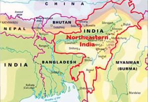États du Nord-Est de l'Inde et Bangladesh, Reprise des relations à la frontière