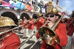 Festival de Bandas se inicia con homenaje a 4 músicos fallecidos en entrada de 2014