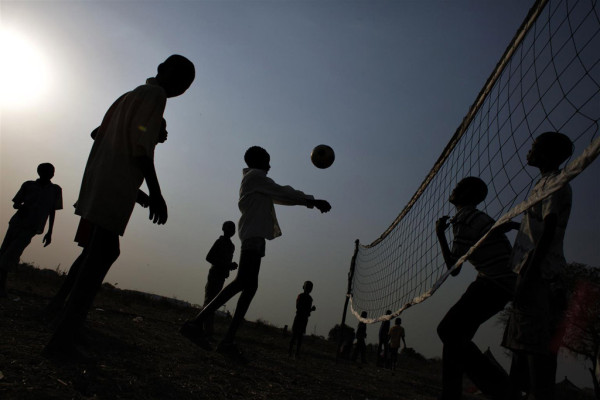 African children subjected to distressing levels of violence