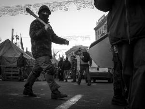 Kiev, un año después