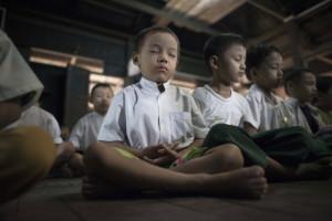 Meditazione a scuola: ecco perché dovrebbe esserci