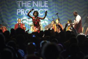 Musicisti dall'Egitto al Ruanda insieme per proteggere il bacino del Nilo
